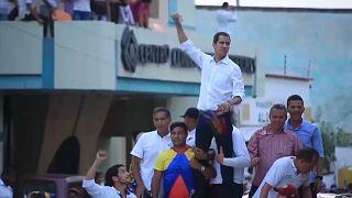 Похищение или задержание охранников Гуайдо?
