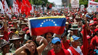 فنزويلا: أنصار مادورو يتظاهرون ضدّ تقرير للأمم المتحدة