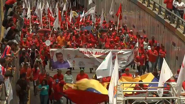 Őrizetben Guaidó testőrei