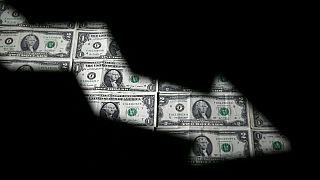 دلار به پایینترین نرخ در ۵ ماه گذشته رسید