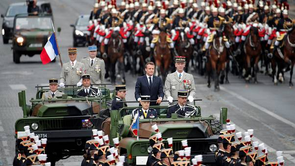 فرنسا تحيي عيدها الوطني تحت شعار التعاون العسكري الأوروبي