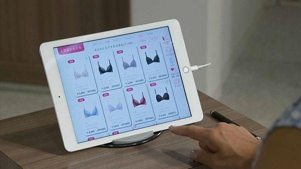 شاهد: جهاز ذكي لأخذ مقاسات الملابس الداخلية النسائية في 5 ثوان
