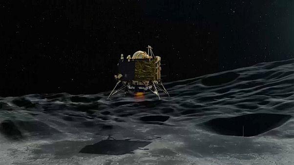 Hindistan Ay'ın güney kutup bölgesinde su arayacak
