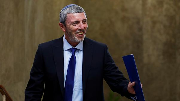 İsrail Eğitim Bakanı Rafael Peretz