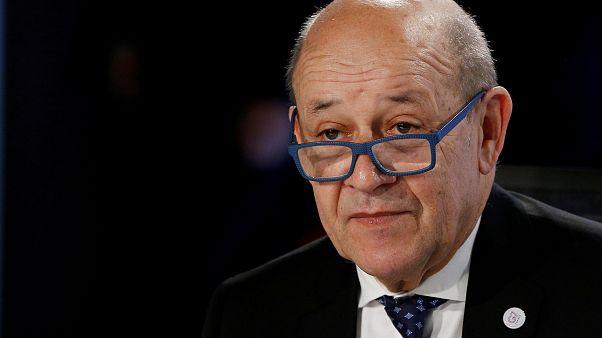 فرنسا تحذر من خطر حرب محتملة بين الولايات المتحدة وإيران