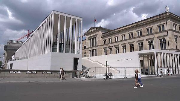Galeria James Simon: A nova porta de entrada da Ilha dos Museus