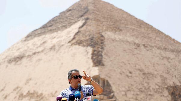 2 egyiptomi piramist újra megnyitnak a nagyközönség előtt
