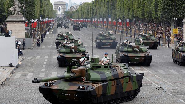 Nem volt feszültségektől mentes az idei Bastille-nap