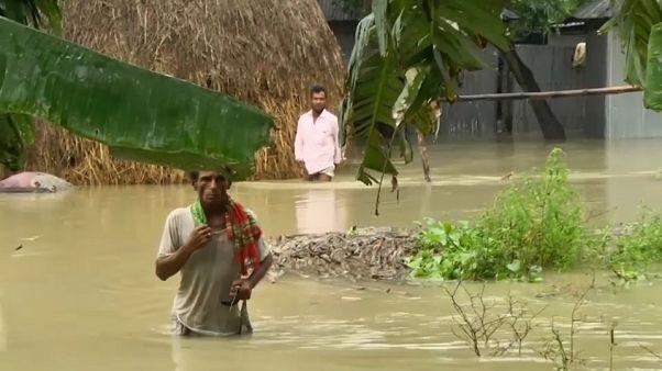Monsoni: morti e allagamenti, in Nepal il bilancio più grave