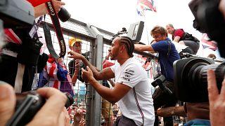 F1: Θρίαμβος του Χάμιλτον εντός έδρας