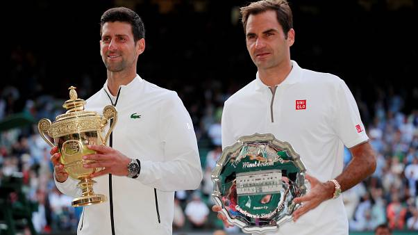 Novak Djokovic remporte la finale du siècle à Wimbledon