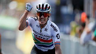 Daryl Impey logra en el Tour la victoria más 'hermosa' de su carrera deportiva