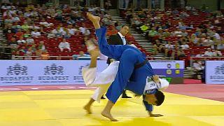 Judo : revivez le troisième jour du Grand Prix de Budapest