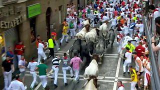 Pamplona chiude con i tori Miura il San Fermin 2019