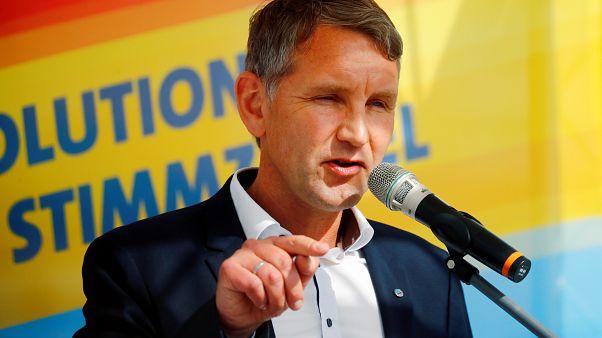 Cottbus feiert AfD-Rechtsaußen Höcke - Tritt er gegen Parteispitze an?