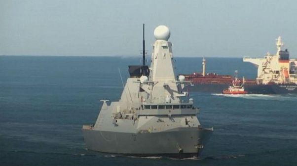 قابلیت ناوشکن بریتانیایی تیپ ۴۵ اعزامی به خلیج فارس چیست؟
