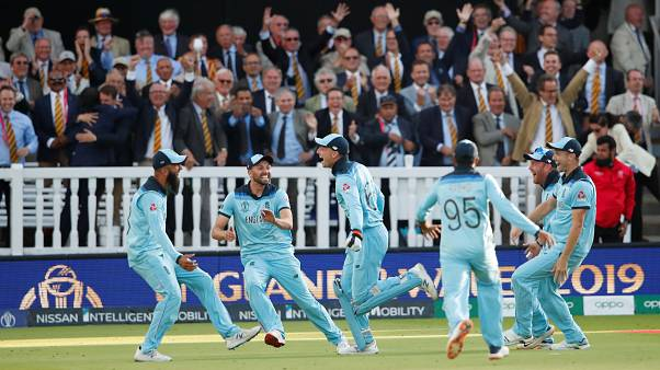 England beat New Zealand in super over to win Cricket World Cup