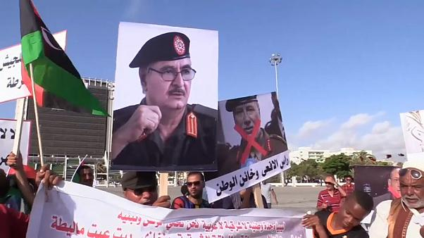 Бенгази - за Хафтара