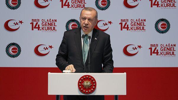 Ερντογάν: «Ο Μενέντεζ είναι εχθρός της Τουρκίας» - Επίθεση και κατά της ΕΕ για τις κυρώσεις