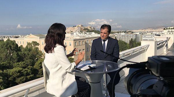 Ο Άδωνις Γεωργιάδης στο euronews: Θα γίνουμε η επιτυχία της Ευρώπης