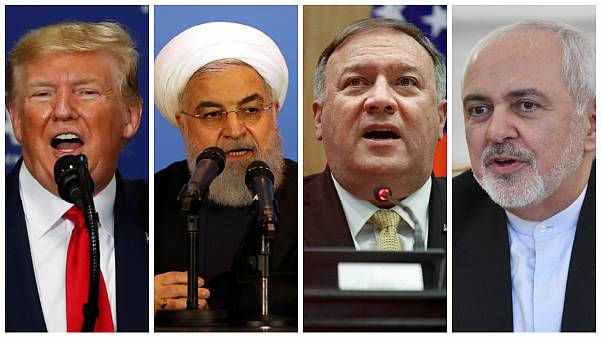 مذاکره ایران و آمریکا؛ از اعلام آمادگی مشروط روحانی تا بدبینی پومپئو