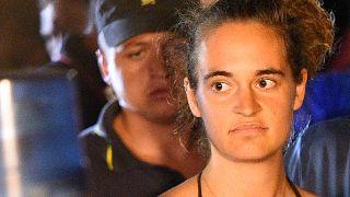 """Carola Rackete al Bild: """" l'Europa accolga tutti i rifugiati dalla Libia"""""""