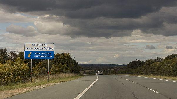 Symbolfoto: Straße in New South Wales, Australien