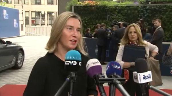 ЕС призвал Россию сохранить ДРСМД