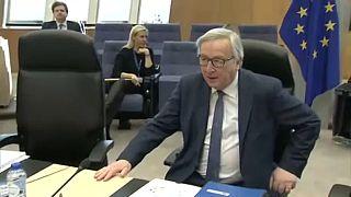 Comissão Europeia tem dois novos comissários