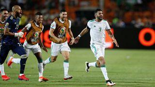 Mahrez'den Cezayir'e karşı Nijerya'yı destekleyen aşırı sağcı Fransız vekile: Golüm senin içindi