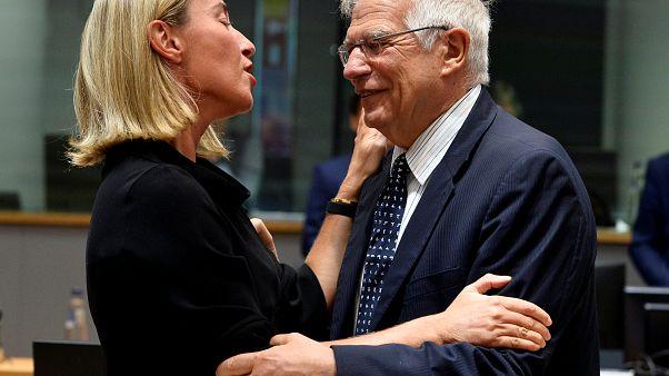 """A União Europeia quer """"salvar"""" acordo nuclear com o Irão"""