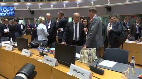 ЕС пытается спасти ядерное соглашение с Ираном