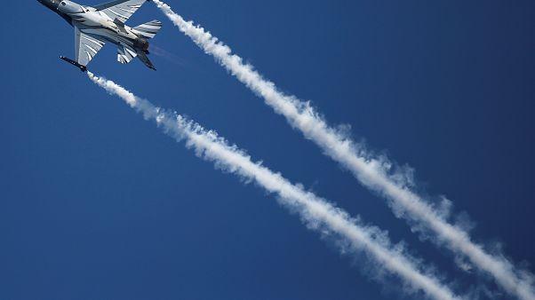 F-16-os vadászgépeket vesznek a bolgárok