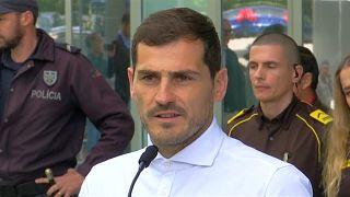 Casillas se retira y pasa a formar parte de la directiva del Oporto