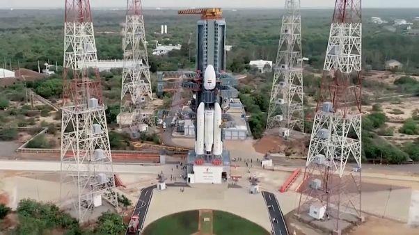 Technisches Problem: Doch keine Mondlandung für Indien
