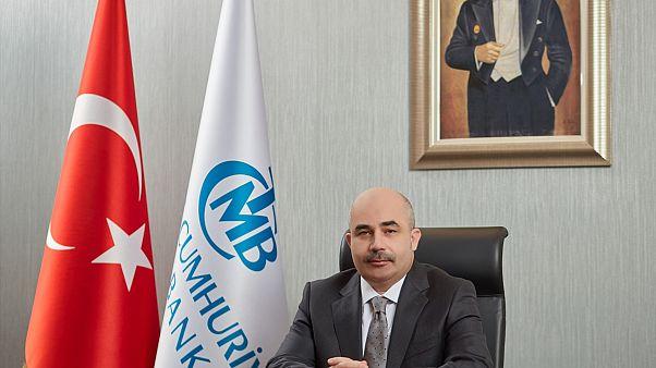 Türkiye Cumhuriyet Merkez Bankası gösterge faiz oranını 425 baz puan indirdi