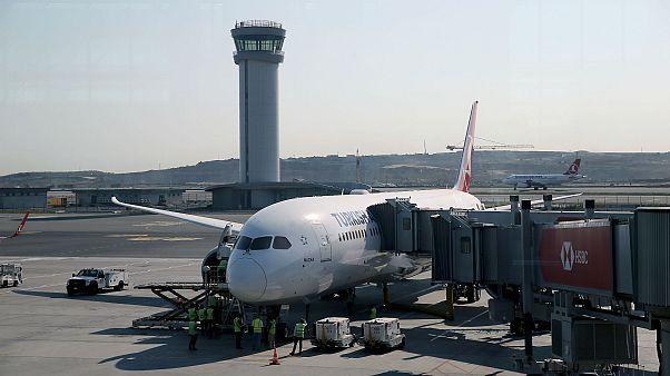 Atina Havalimanı'ndan Türk Havayolları'na 'büyüme' ödülü