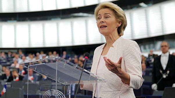 """Ursula von der Leyen, """"une battante pour l'Europe"""""""