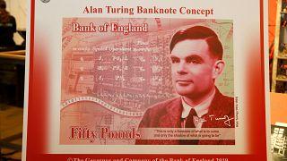 Βρετανία: Ο Άλαν Τούρινγκ στο χαρτονόμισμα των 50 λιρών