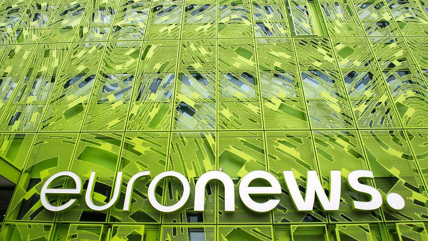 Euronews headquarters in Lyon