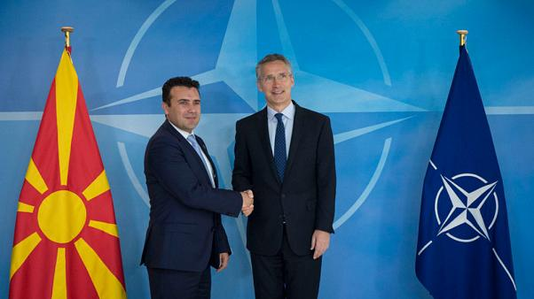Kuzey Makedonya bu yıl NATO üyeliği ve AB müzakere takvimi bekliyor