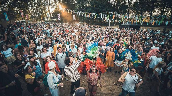 Pete the Monkey: A revolutionary eco music festival in France
