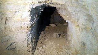 Η σπηλιά όπου βρέθηκε η σορός της 60χρονης Αμερικανίδας βιολόγου Σούζαν Ίτον