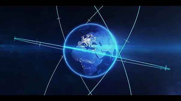 Avrupa'nın navigasyon uydu ağı Galileo arızalandı
