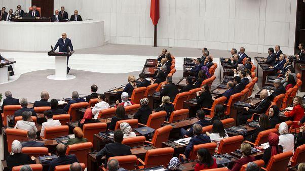 TBMM Genel Kurulu 15 Temmuz Demokrasi ve Milli Birlik Günü dolayısıyla özel gündemle toplandı