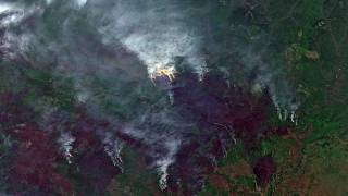 Incendios en el Ártico emiten tanto CO2 en un mes como Suecia en todo un año