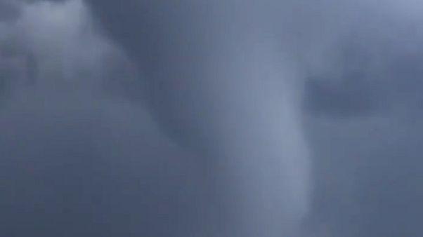 Tornados auf Korsika: 10 der besten Fotos und Videos