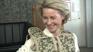 ¿Será Ursula von der Leyen la sucesora de Juncker?
