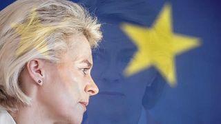 LIVE ab 9 Uhr: Von der Leyen will Kritiker mit Rede überzeugen