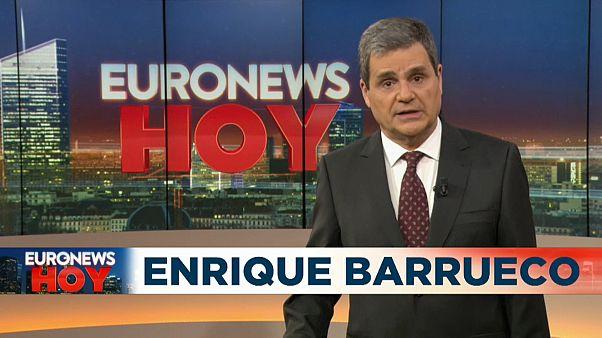 Euronews Hoy | Las noticias del lunes 15 de enero de 2019